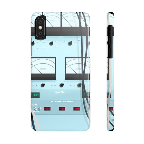 Arecibo Observatory: Vintage Case Mate Slim Cases  (iPhone & Samsung Galaxy)