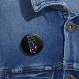 Arecibo Message - Pin Button