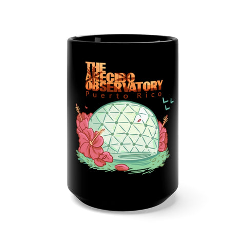 AO Flower Summer - 15oz Mug