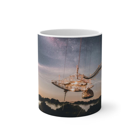 Arecibo Observatory - Color Changing Mug
