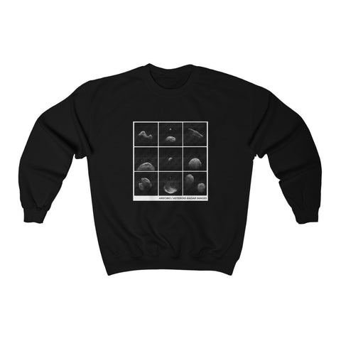 Asteroid Radar - Crewneck Sweatshirt