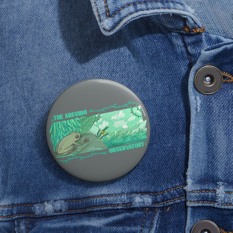 AO Tropical - Pin Button