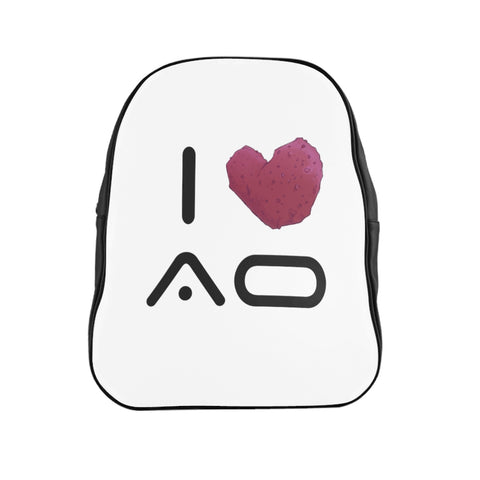 I ♥ AO: School Backpack