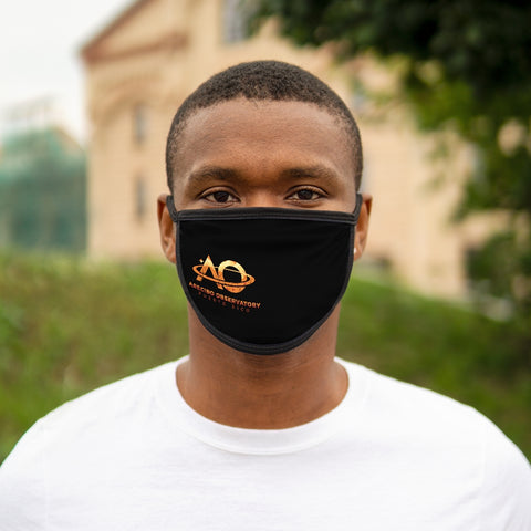 AO Fall Logo -  Face Mask