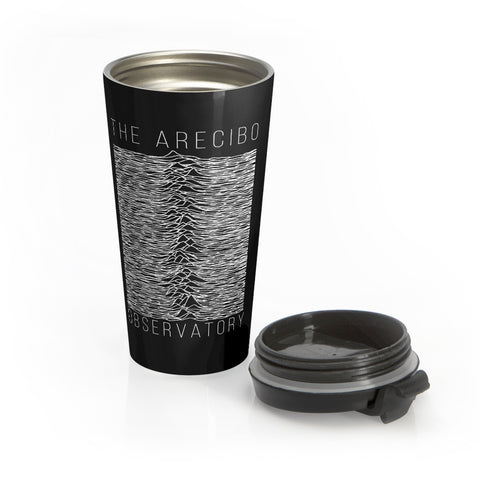 Pulsar - Stainless Steel Travel Mug