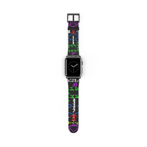 Arecibo Message - Watch Band