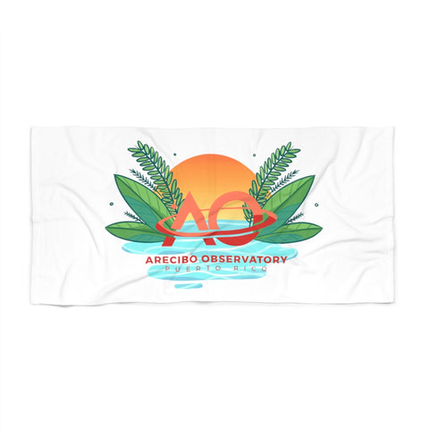 AO Summer - Beach Towel