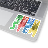 Girls in STEM - Sticker