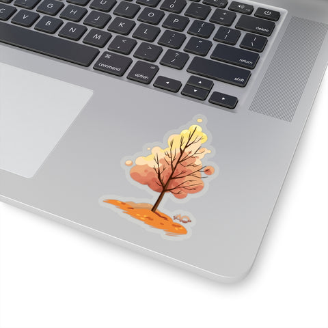 AO Fall Tree Sticker