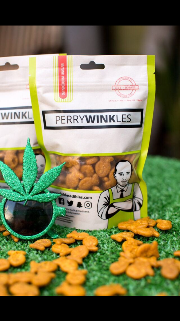 Perrywinkles A Fish Called Juana Crackers (Buy 2 Get 1 Free!)