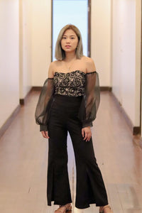 Pauline Pants - Audine by FASHION HUB MANILA