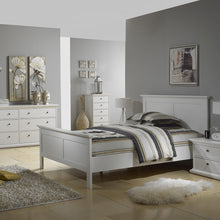 Load image into Gallery viewer, Paris Double Bed 4ft6 (140 x 190) in White