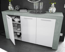 Load image into Gallery viewer, AMBIT 3 Door Buffet Sideboard - 2 Colours - Blakes Discounts