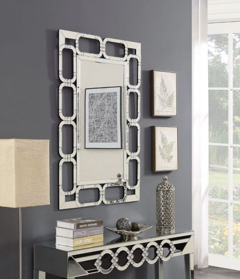 Loughton Rectangular Mirror - Blakes Discounts