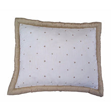 Load image into Gallery viewer, Pillow  gold/ivory