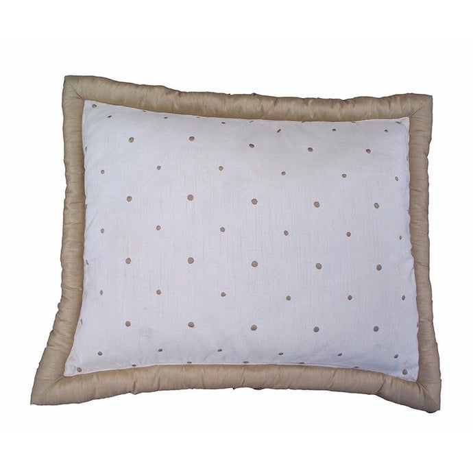 Pillow  gold/ivory