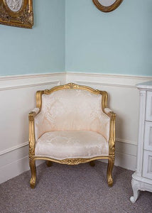 French Louis  Chair - Blakes Discounts