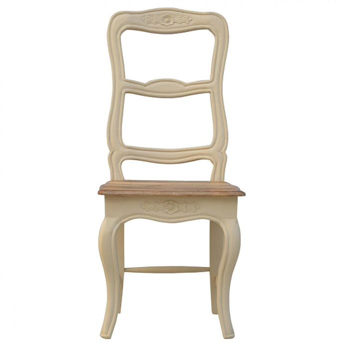 Amberly Carved Dining Chair - Blakes Discounts