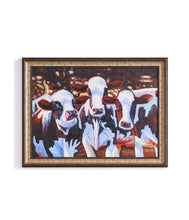 Load image into Gallery viewer, The Holstein Ladies Wall decor