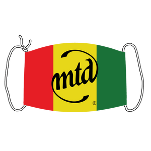 MTD RASTA Face Mask