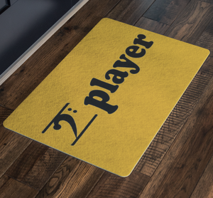 Player Doormat - Lathon Bass Wear