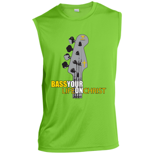 ST352 Sport-Tek Sleeveless Performance T-Shirt - Lathon Bass Wear