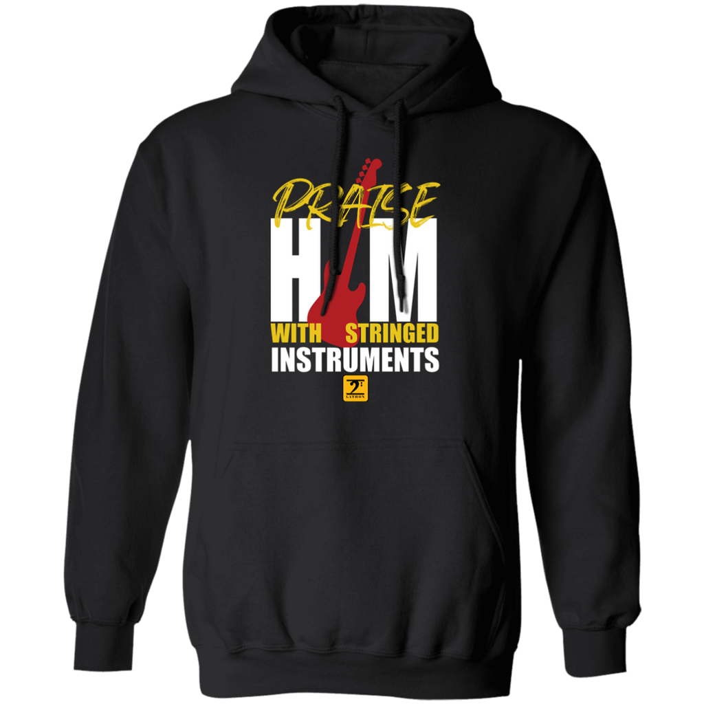 PRAISE HIM ON THE STRINGED INSTRUMENTS = HOODY