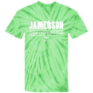 JAMERSON Youth Tie Dye T-Shirt - Lathon Bass Wear
