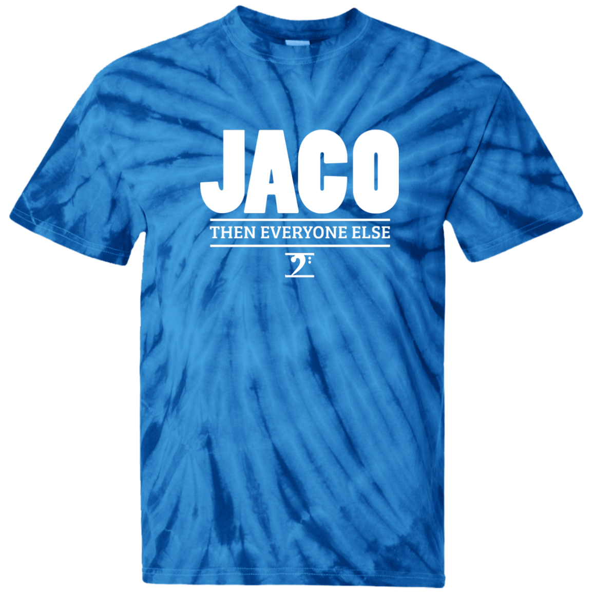 JACO Tie Dye T-Shirt - Lathon Bass Wear