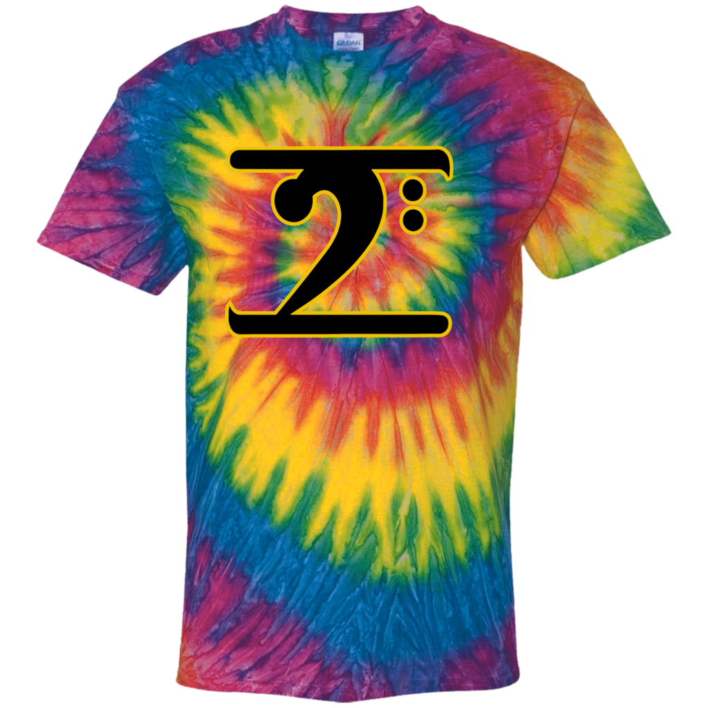CD100 100% Cotton Tie Dye T-Shirt - Lathon Bass Wear