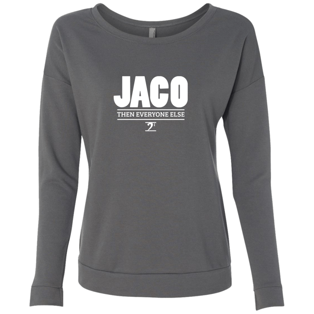 JACO Ladies' French Terry Scoop