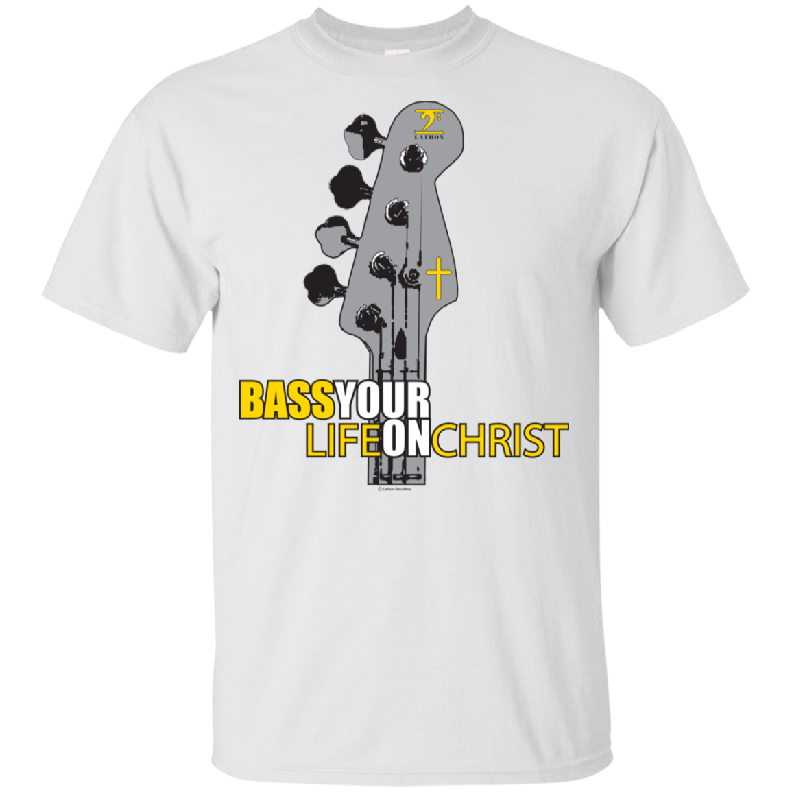 G200B Gildan Youth Ultra Cotton T-Shirt - Lathon Bass Wear