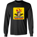 BASSIST AGAINST RACISTS - Longsleeve T-Shirt