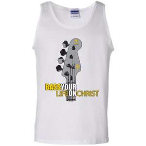 G220 Gildan 100% Cotton Tank Top - Lathon Bass Wear