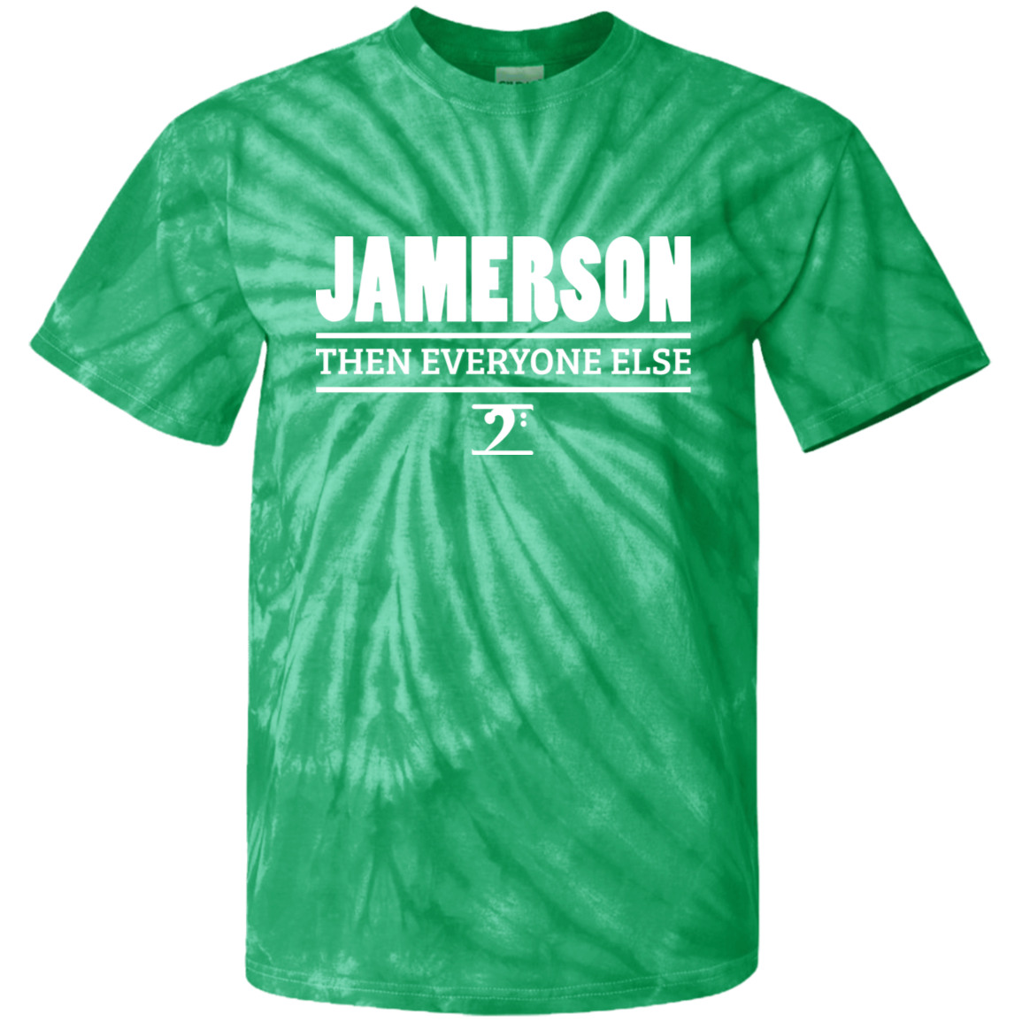 JAMERSON Youth Tie Dye T-Shirt