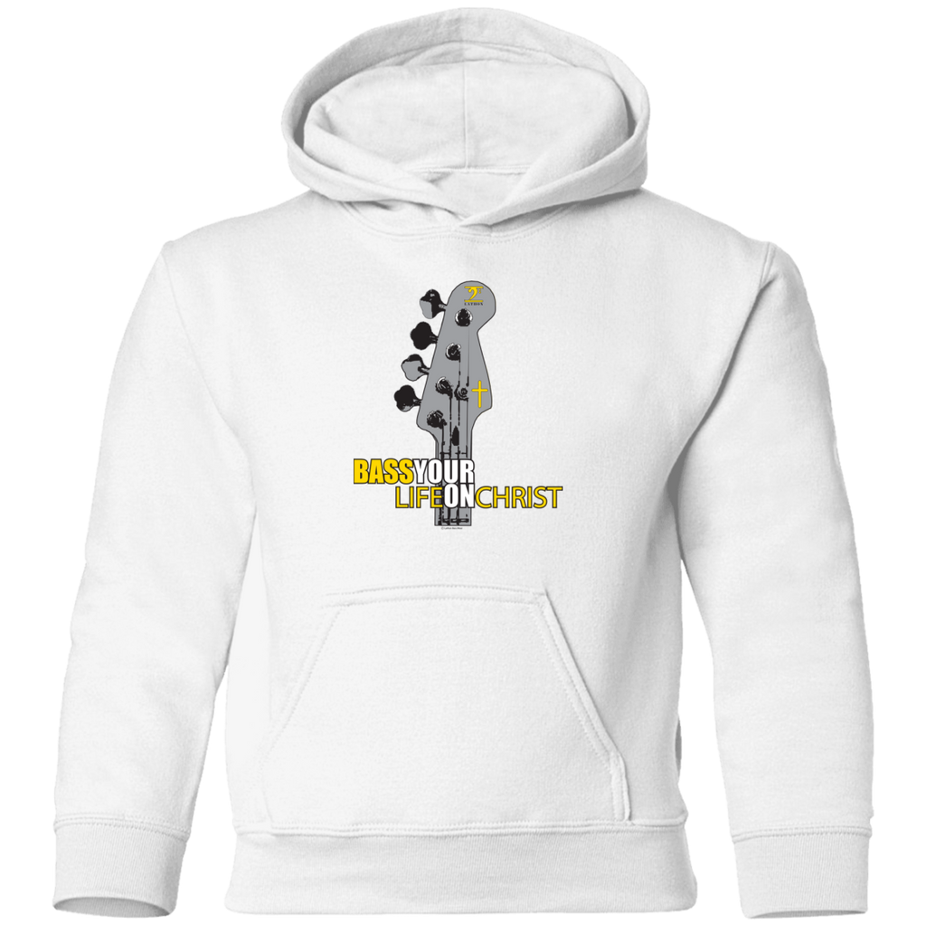 BASS YOUR LIFE ON YOUR LIFE Precious Cargo Toddler Pullover Hoodie - Lathon Bass Wear