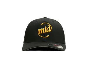MTD BLACK - GOLD LOGO
