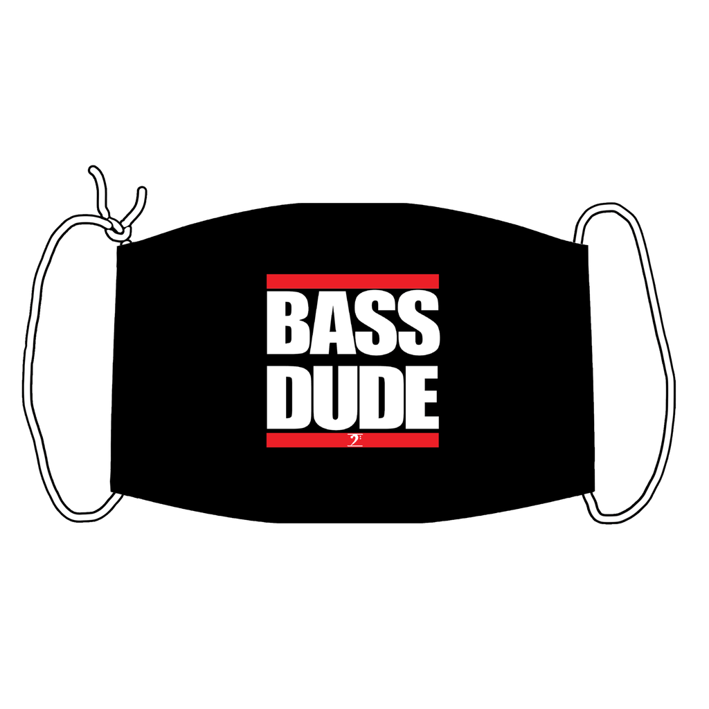 BASS DUDE Face Mask