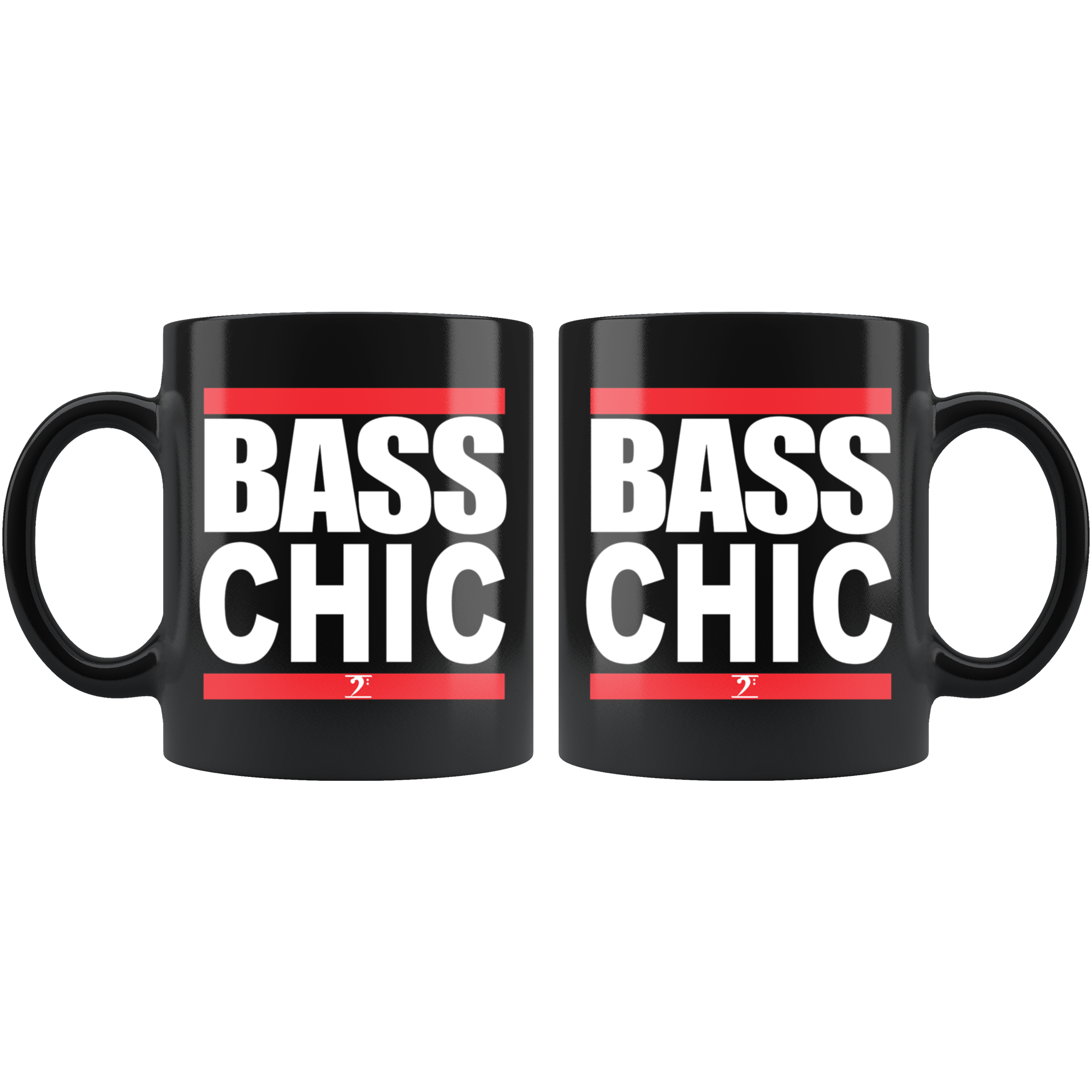 BASS CHIC Mug - Lathon Bass Wear
