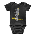 Bass Your Life Classic Baby Onesie Bodysuit - Lathon Bass Wear