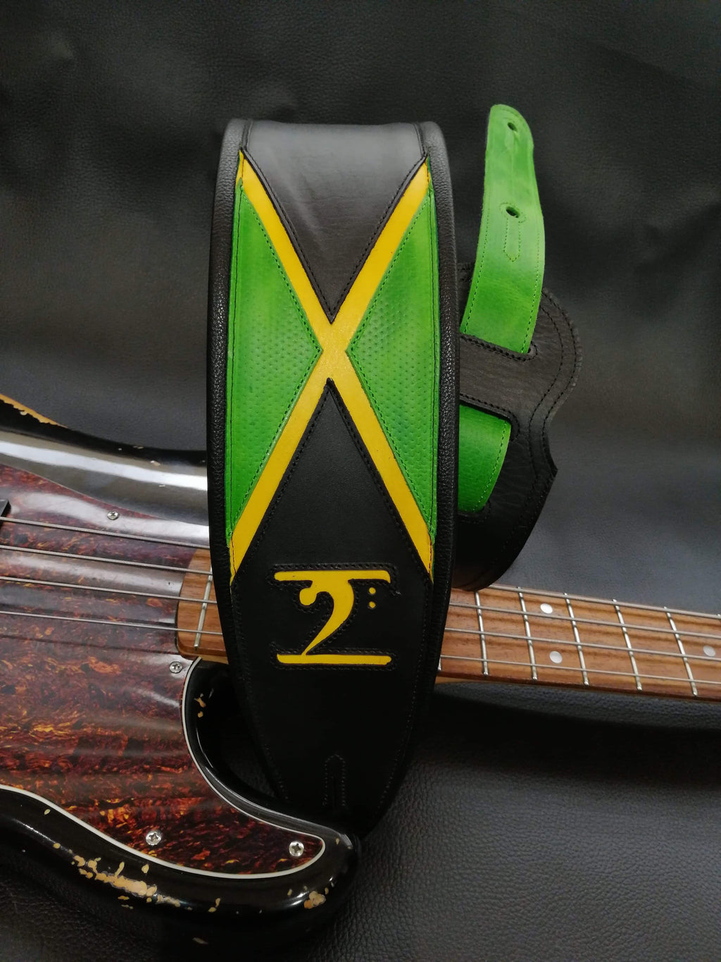 JAMAICA STRAP - Lathon Bass Wear