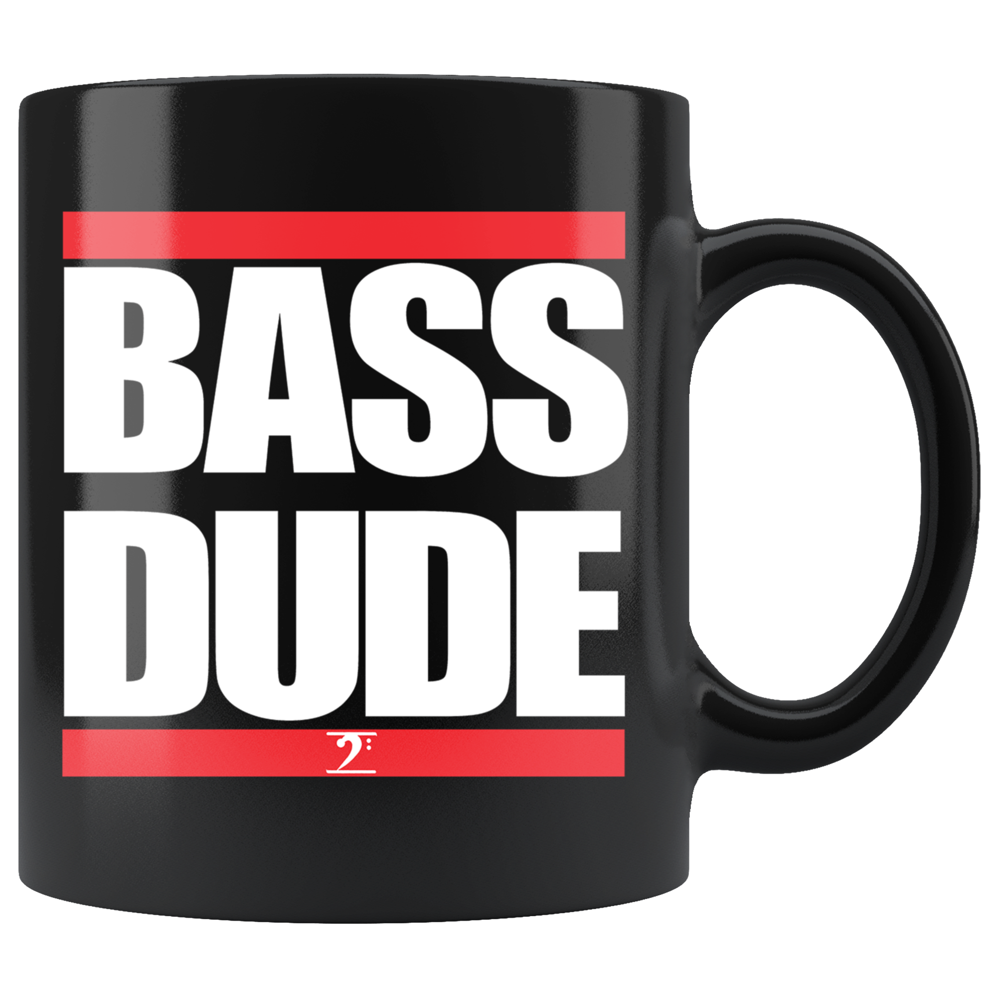 BASS DUDE Mug - Lathon Bass Wear