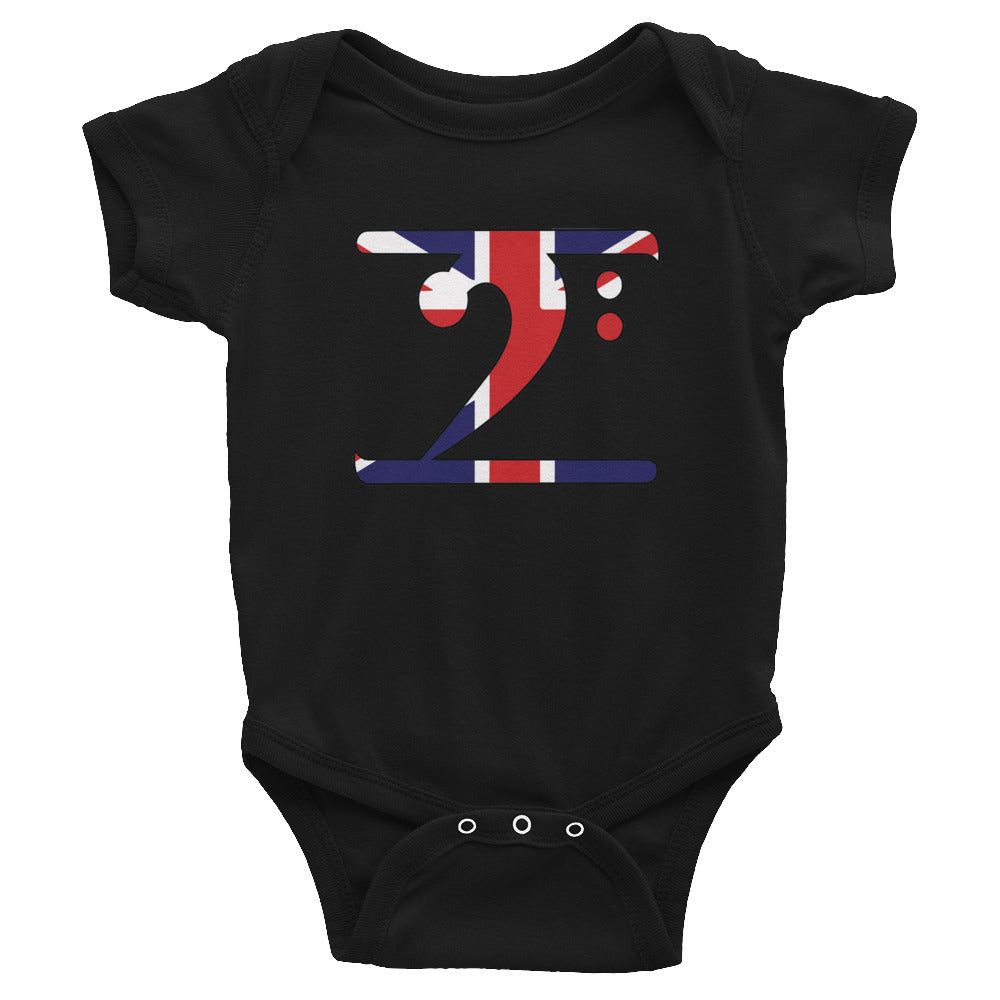UK LBW Infant Bodysuit - Lathon Bass Wear