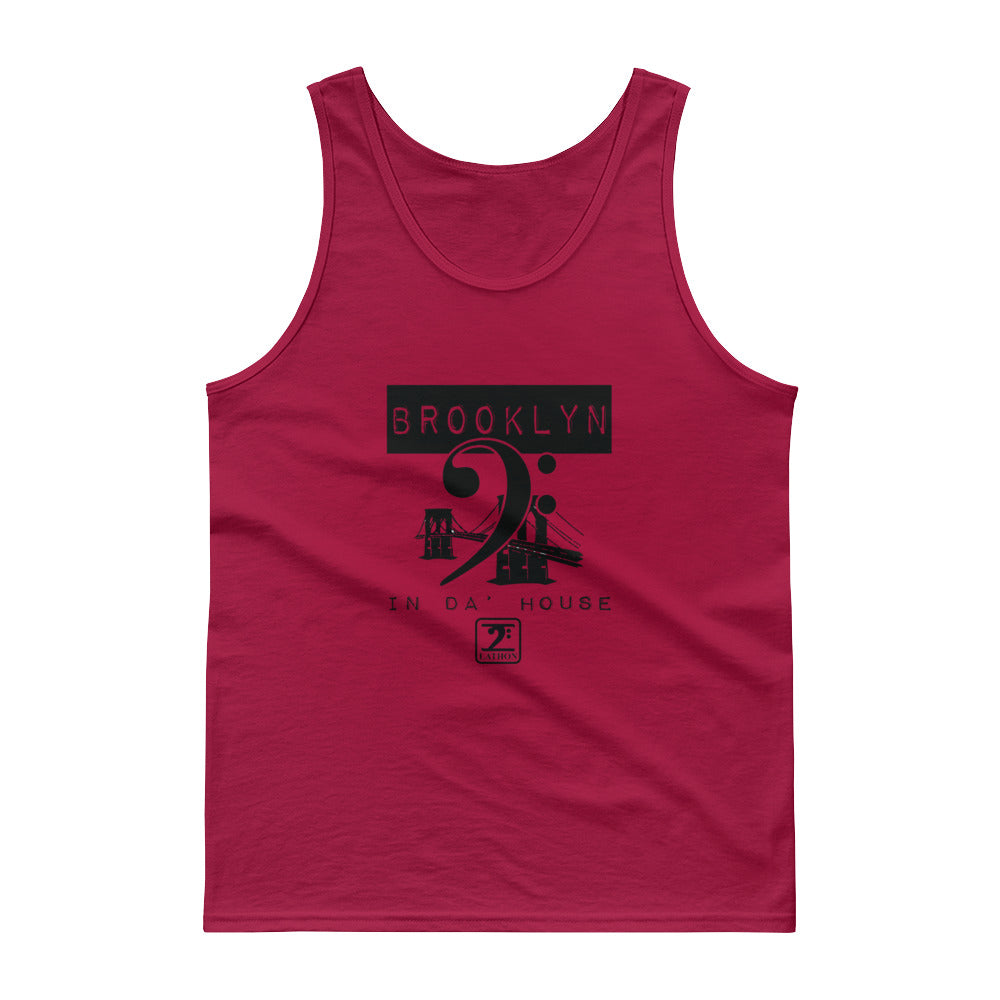 BROOKLYN IN THE HOUSE Tank Top - Lathon Bass Wear