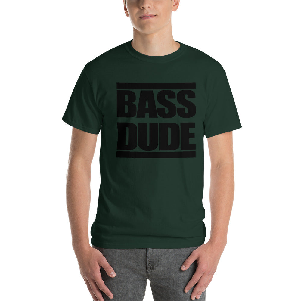 BASS DUDE MLD-7 Short-Sleeve T-Shirt - Lathon Bass Wear