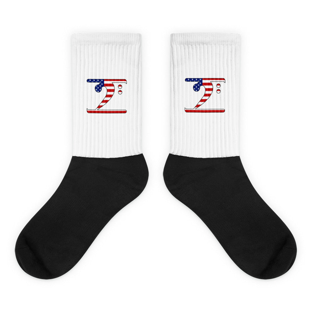 USA LBW Socks