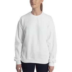 UPRIGHT - WHITE Sweatshirt