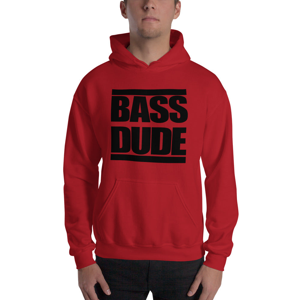 BASS DUDE MLD-7 Hooded - Lathon Bass Wear