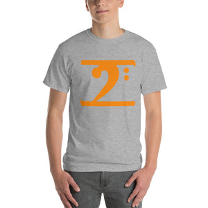 ORANGE LOGO Short-Sleeve T-Shirt