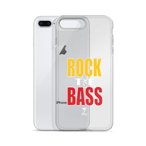 ROCK THE BASS iPhone Case - Lathon Bass Wear